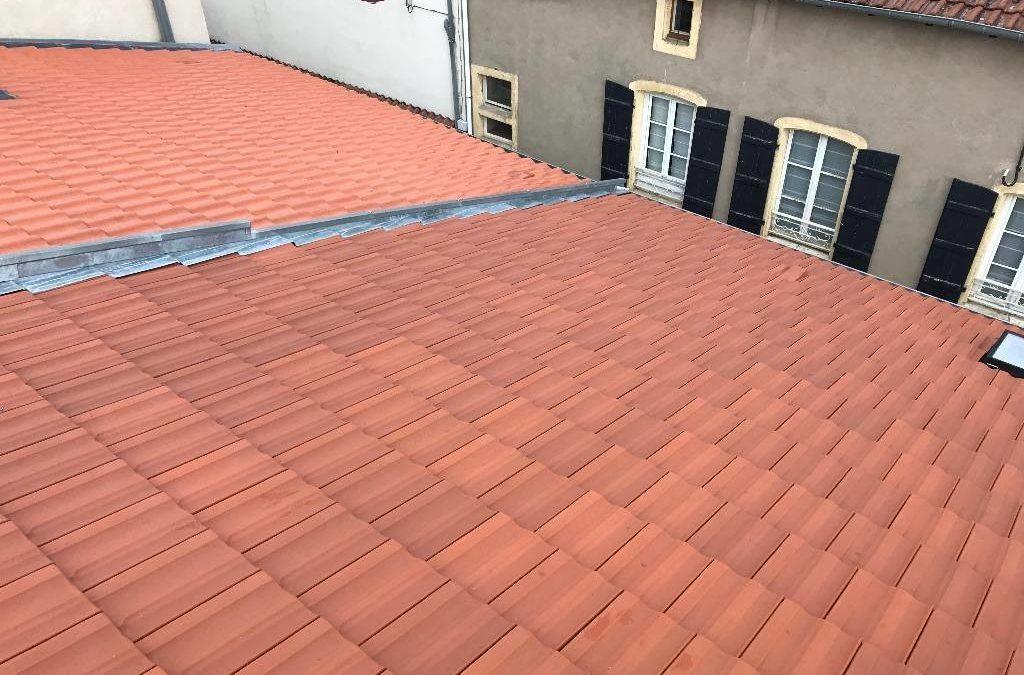 20 ans d'expérience dans l'entretien de toiture à Metz