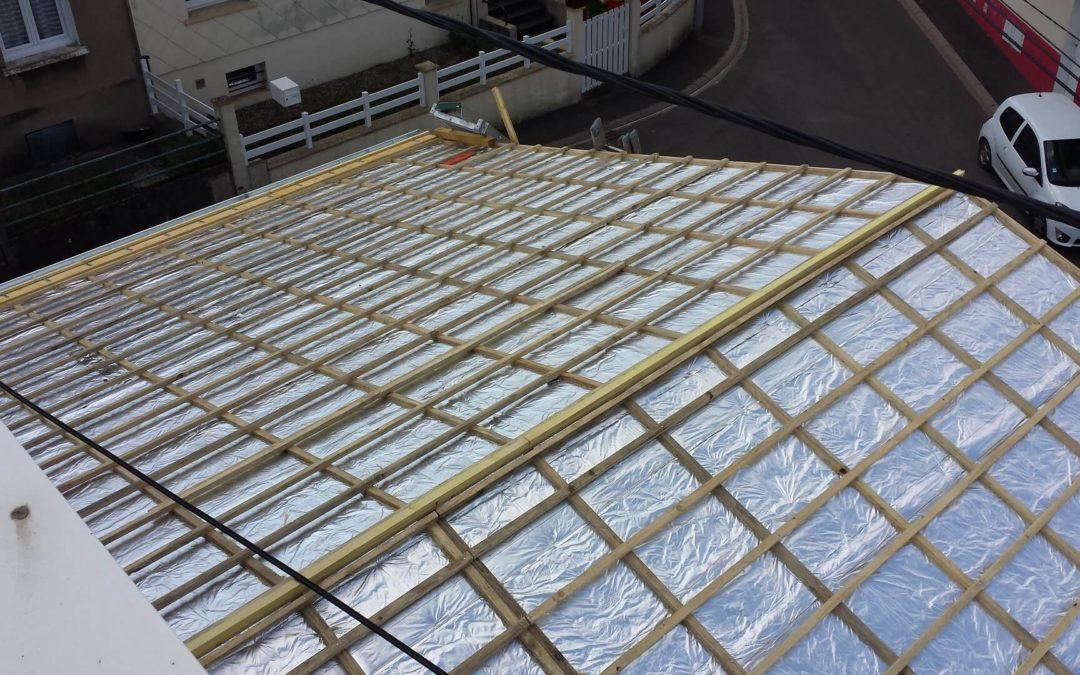 Entreprise de couverture et rénovation de toiture à Woippy