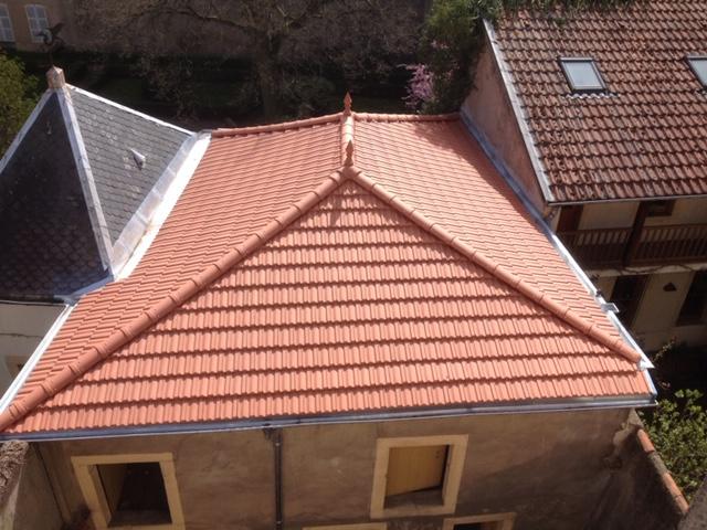 Étanchéité toiture à Metz, la prévention avant tout !